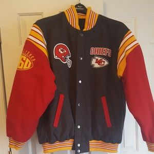 Jackets & Blazers - Chiefs coat